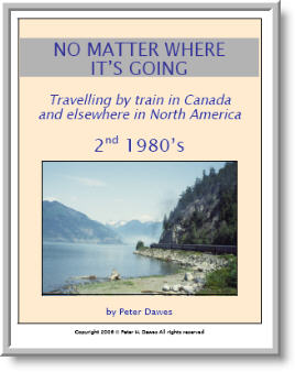 book cover: No Matter Where It's Going: 2nd 1980's