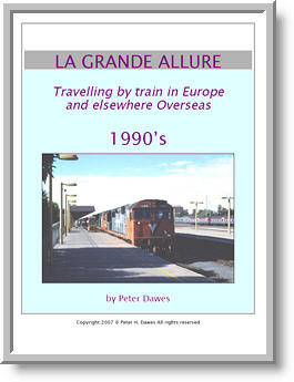 book cover: La Grande Allure: 1990's