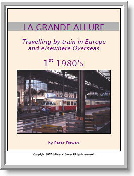book cover: La Grande Allure: 1st 1980's