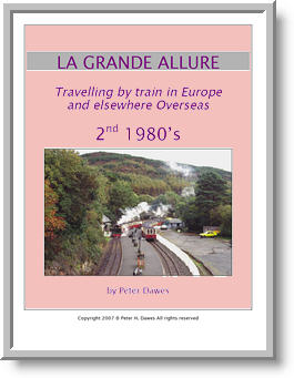 book cover: La Grande Allure: 2nd 1980's