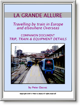 book cover: La Grande Allure: Companion Document