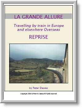 book cover: La Grande Allure: Reprise